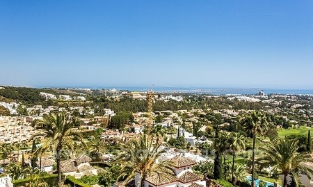 Luxury penthouse apartment for sale in Nueva Andalucia – Marbella 2