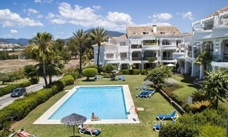 4 bedroom penthouse for sale in gated community in Marbella 1
