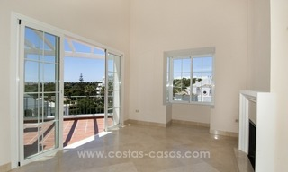4 bedroom penthouse for sale in gated community in Marbella 14