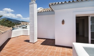 4 bedroom penthouse for sale in gated community in Marbella 12