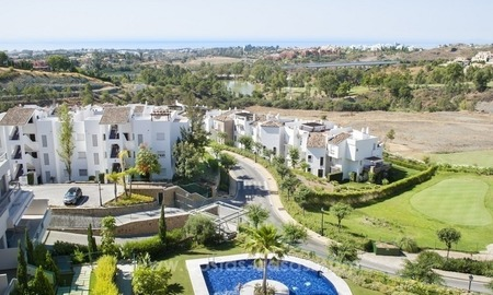 Contemporary, Luxury Golf Penthouse Apartment For Sale, Marbella – Benahavís 3