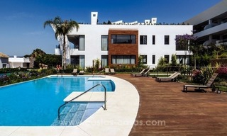 Exclusive modern penthouse apartment for sale in Sierra Blanca, Golden Mile, Marbella 0