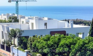 Exclusive modern penthouse apartment for sale in Sierra Blanca, Golden Mile, Marbella 3