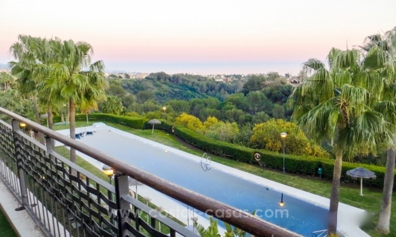 Luxury Apartment For Sale in Sierra Blanca, Golden Mile, Marbella 11