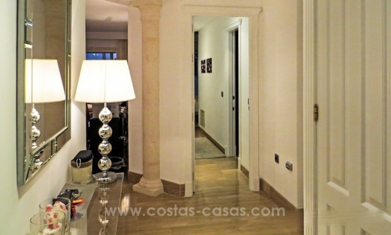 Luxury Apartment For Sale in Sierra Blanca, Golden Mile, Marbella 13