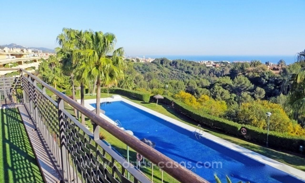 Luxury Apartment For Sale in Sierra Blanca, Golden Mile, Marbella 0