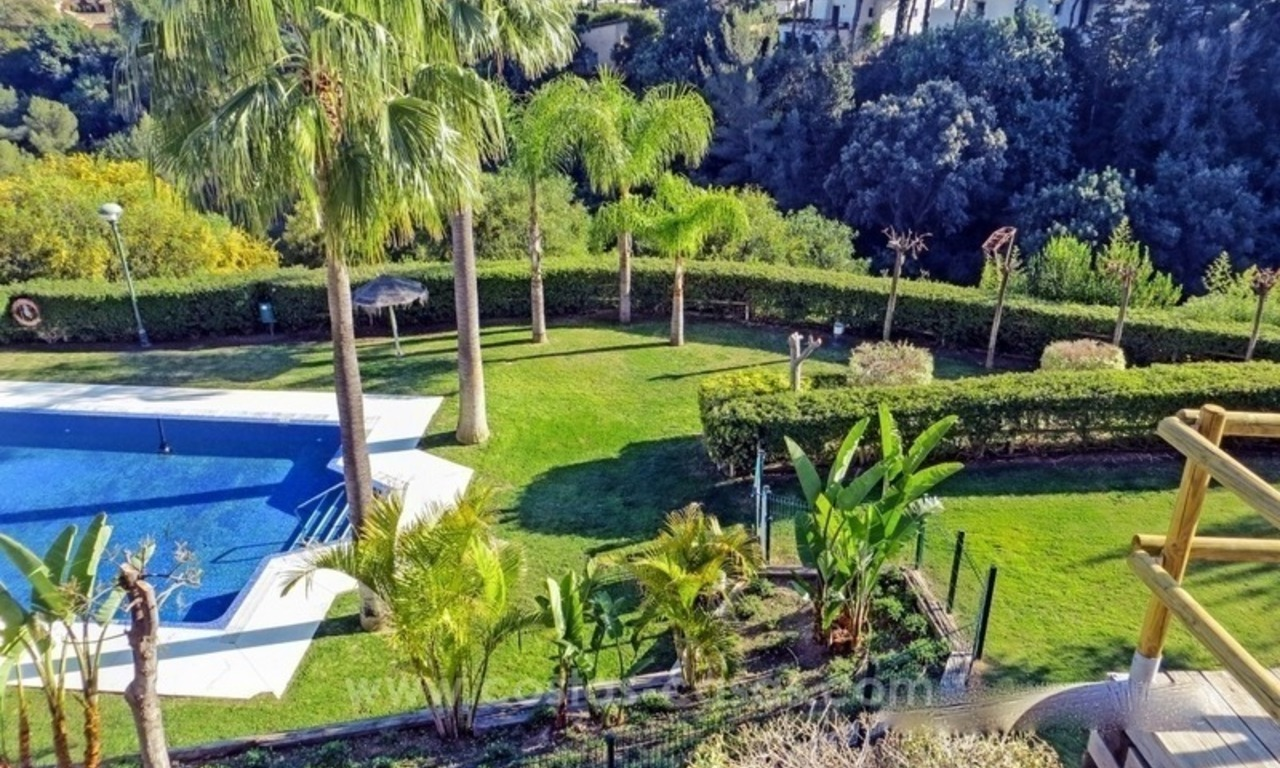 Luxury Apartment For Sale in Sierra Blanca, Golden Mile, Marbella 1