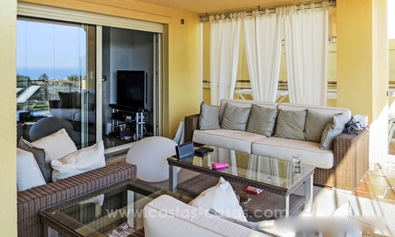 Luxury Apartment For Sale in Sierra Blanca, Golden Mile, Marbella 3
