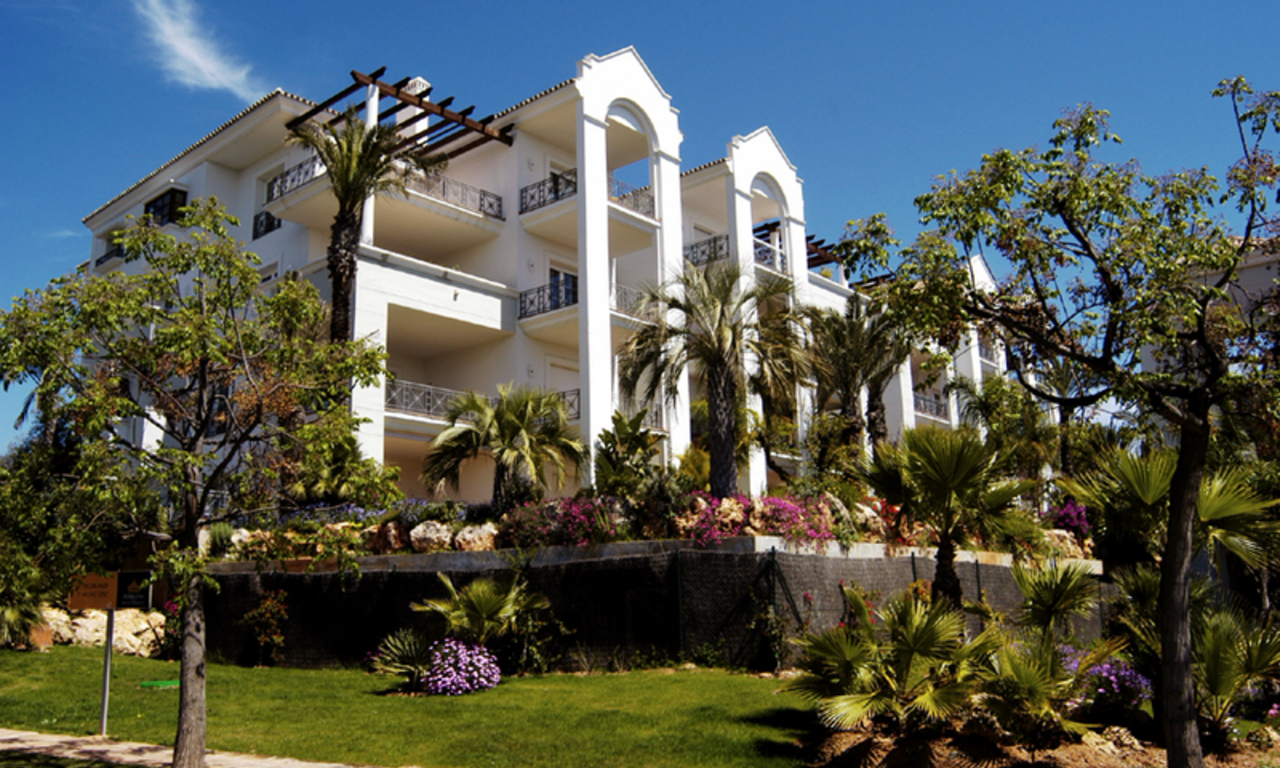 Exclusive beachside apartments for sale, Puente Romano, Golden Mile, Marbella 0