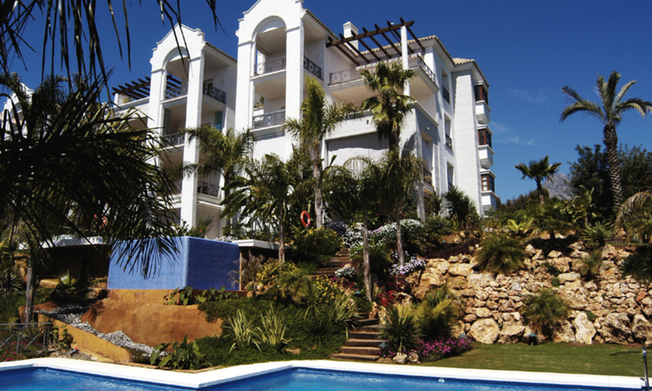 Exclusive beachside apartments for sale, Puente Romano, Golden Mile, Marbella 2