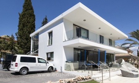 Brand new modern villa for sale in Nueva Andalucia, Marbella 3