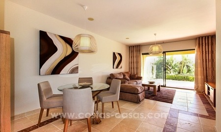 Beautiful groundfloor apartment for sale in Benahavis - Marbella 3