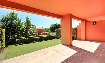 Beautiful groundfloor apartment for sale in Benahavis - Marbella 2
