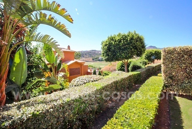 Beautiful groundfloor apartment for sale in Benahavis - Marbella 1