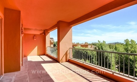 Very nice first floor apartment for sale in Marbella - Benahavis 1