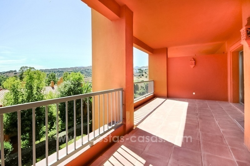 Very nice first floor apartment for sale in Marbella - Benahavis 0