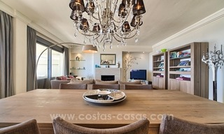 For Sale in Marbella: Modern spacious luxury penthouse apartment 5