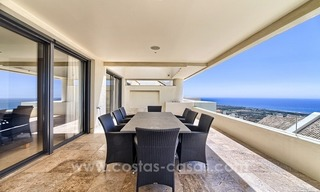 For Sale in Marbella: Modern spacious luxury penthouse apartment 0