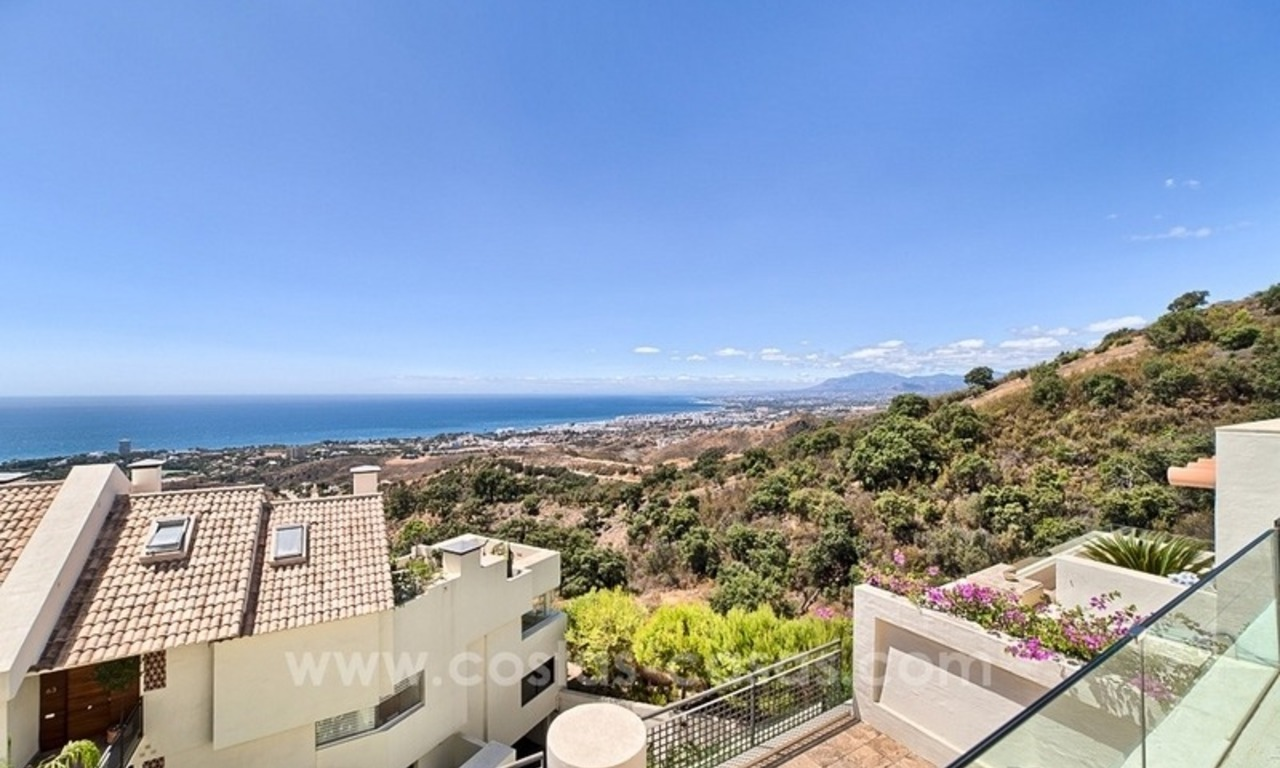 For Sale in Marbella: Modern spacious luxury penthouse apartment 2