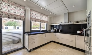 For Sale in Marbella: Modern spacious luxury penthouse apartment 7