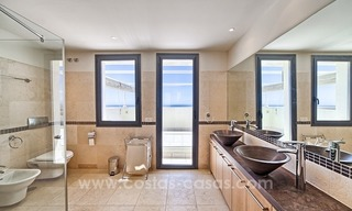 For Sale in Marbella: Modern spacious luxury penthouse apartment 14