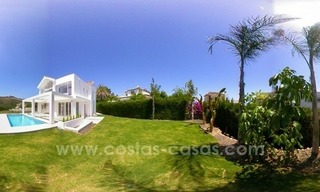 Newly built modern villa for sale in Marbella - Benahavis - Estepona 3