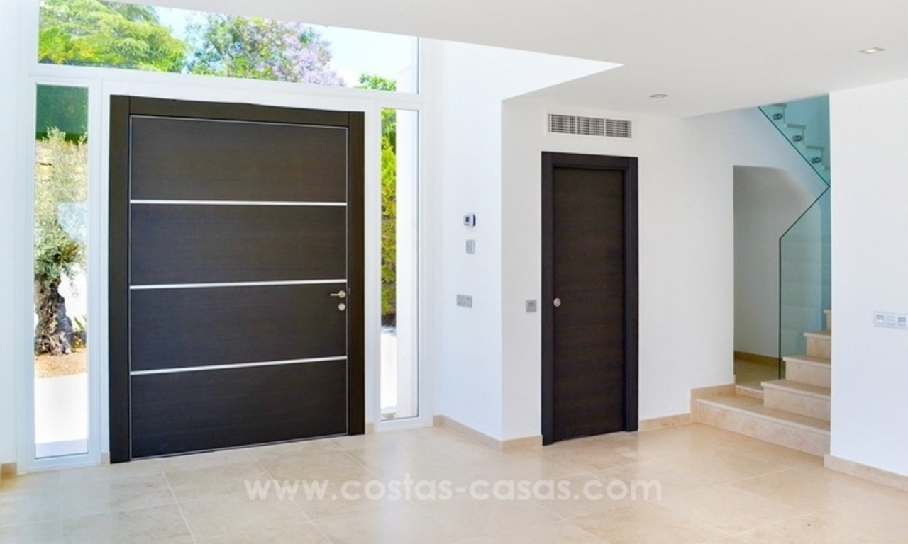Newly built modern villa for sale in Marbella - Benahavis - Estepona 10