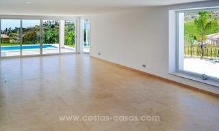 Newly built modern villa for sale in Marbella - Benahavis - Estepona 11