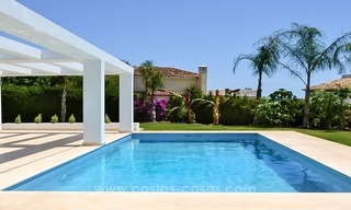Newly built modern villa for sale in Marbella - Benahavis - Estepona 7