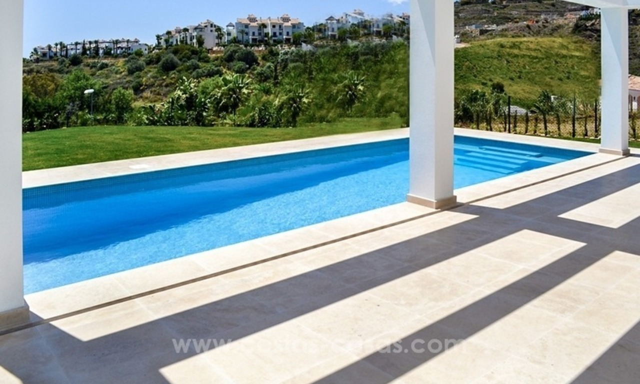 Newly built modern villa for sale in Marbella - Benahavis - Estepona 6