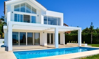 Newly built modern villa for sale in Marbella - Benahavis - Estepona 1