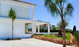Newly built modern villa for sale in Marbella - Benahavis - Estepona 5