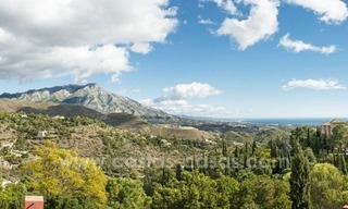 Classical country style villa for sale in El Madroñal, Benahavis - Marbella 24