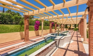 Bargain townhouses for sale on the Golden Mile in Marbella 31