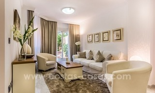 Bargain townhouses for sale on the Golden Mile in Marbella 37
