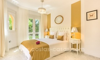 Bargain townhouses for sale on the Golden Mile in Marbella 41