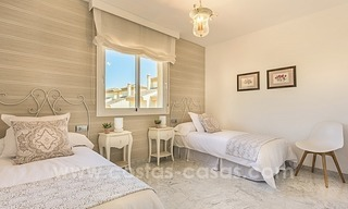 Bargain townhouses for sale on the Golden Mile in Marbella 43