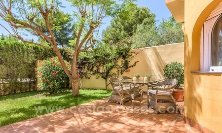 Bargain townhouses for sale on the Golden Mile in Marbella 34