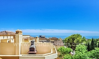 Bargain townhouses for sale on the Golden Mile in Marbella 35