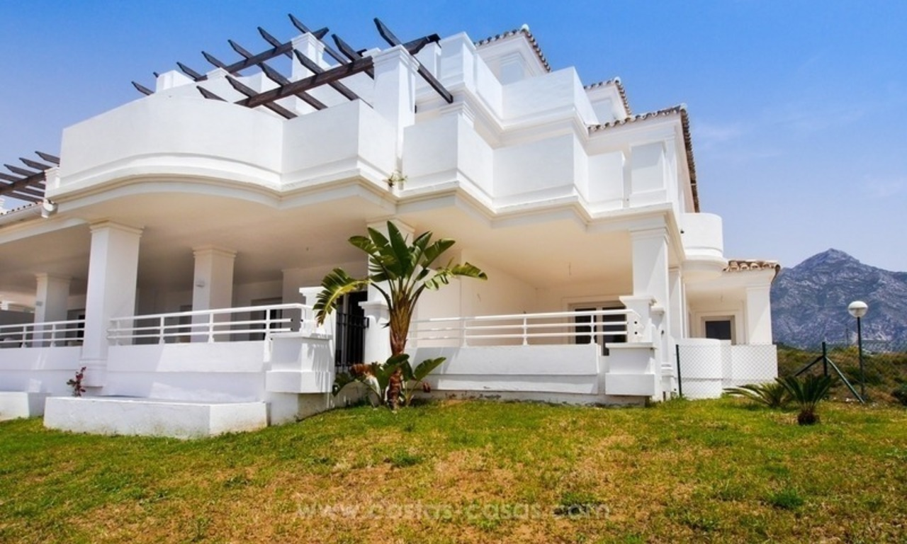 For Sale: New Luxury Apartments and Penthouses in Nueva Andalucía, Marbella 24