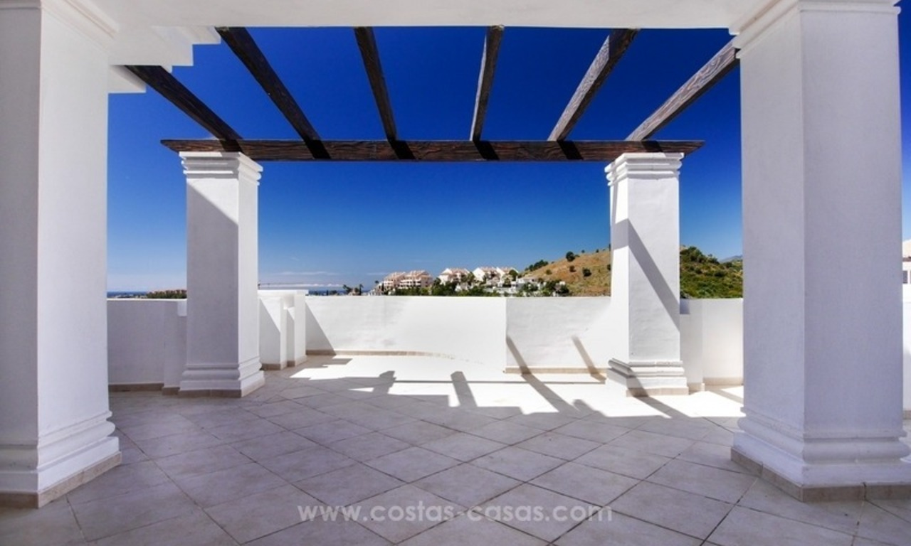 For Sale: New Luxury Apartments and Penthouses in Nueva Andalucía, Marbella 25