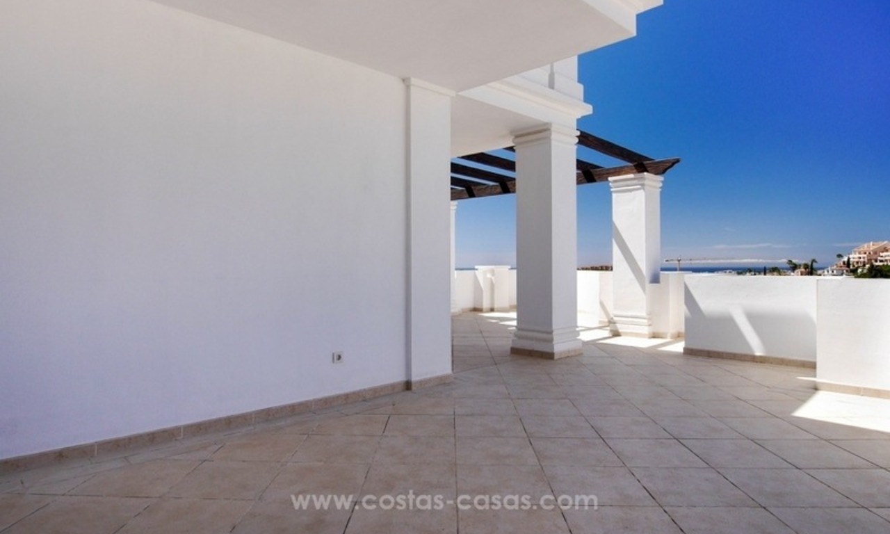 For Sale: New Luxury Apartments and Penthouses in Nueva Andalucía, Marbella 26