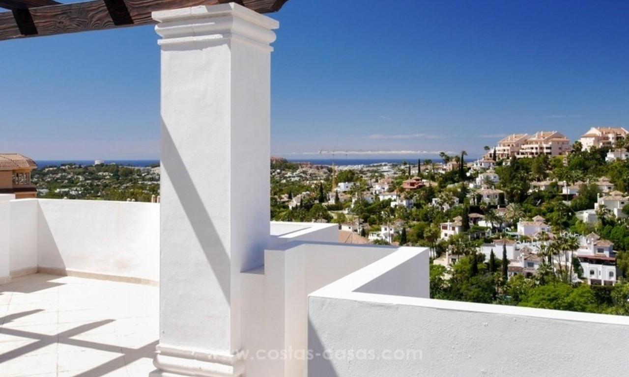 For Sale: New Luxury Apartments and Penthouses in Nueva Andalucía, Marbella 27