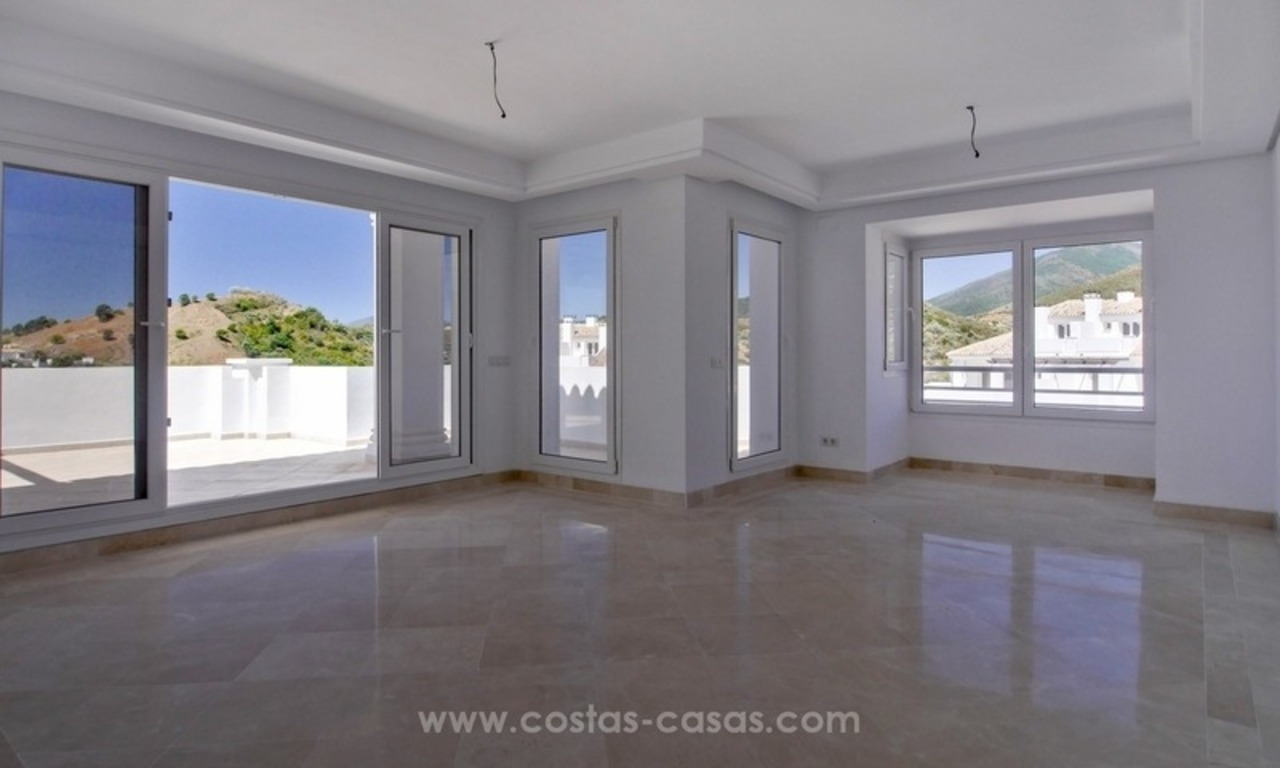 For Sale: New Luxury Apartments and Penthouses in Nueva Andalucía, Marbella 30