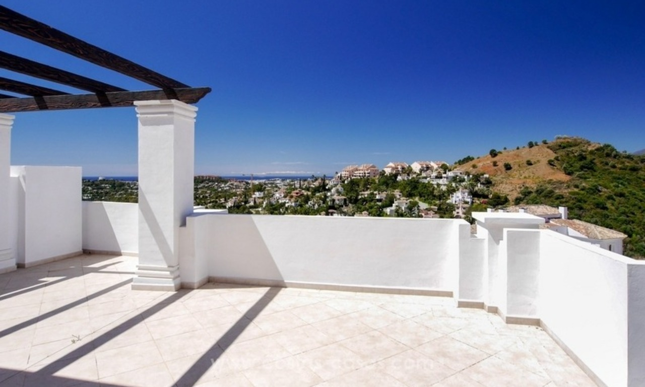 For Sale: New Luxury Apartments and Penthouses in Nueva Andalucía, Marbella 31