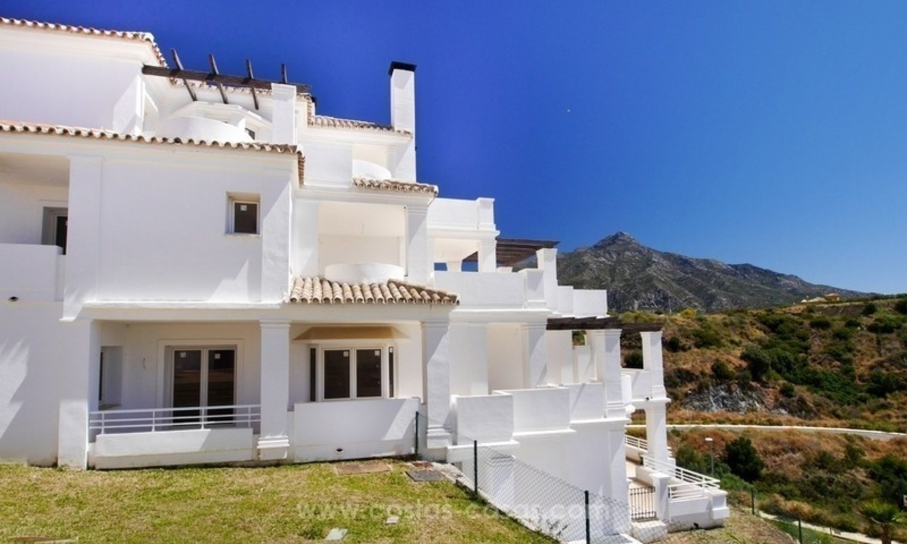 For Sale: New Luxury Apartments and Penthouses in Nueva Andalucía, Marbella 23