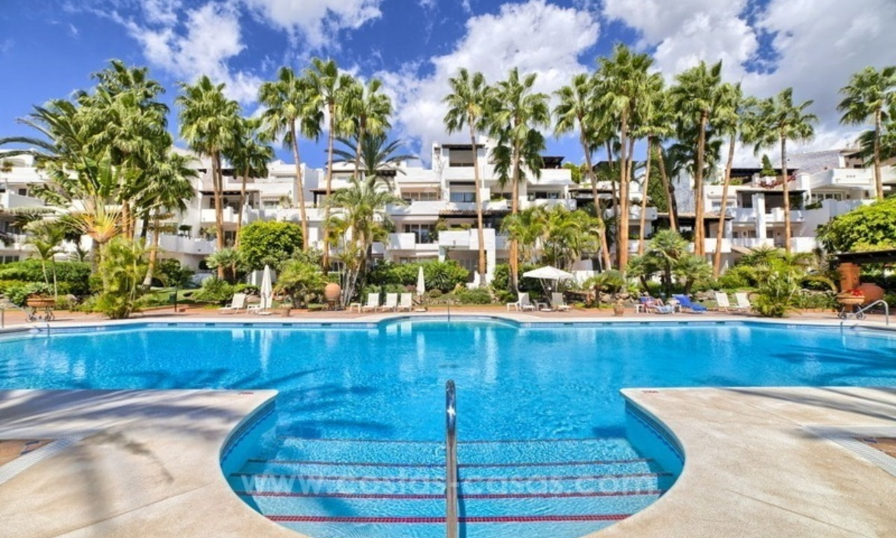 Penthouse apartment for sale in Puente Romano, Golden Mile, Marbella 20