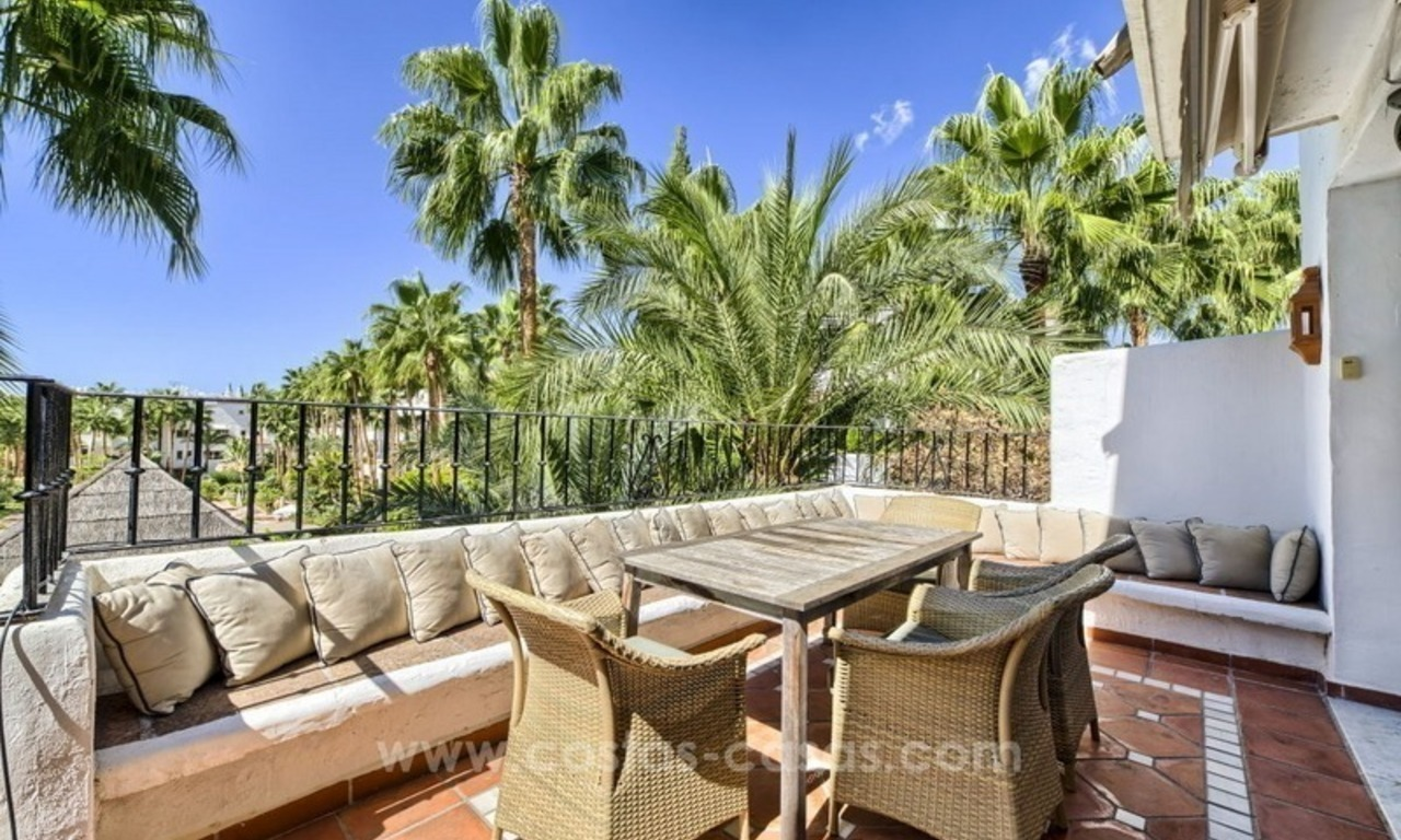 Penthouse apartment for sale in Puente Romano, Golden Mile, Marbella 0