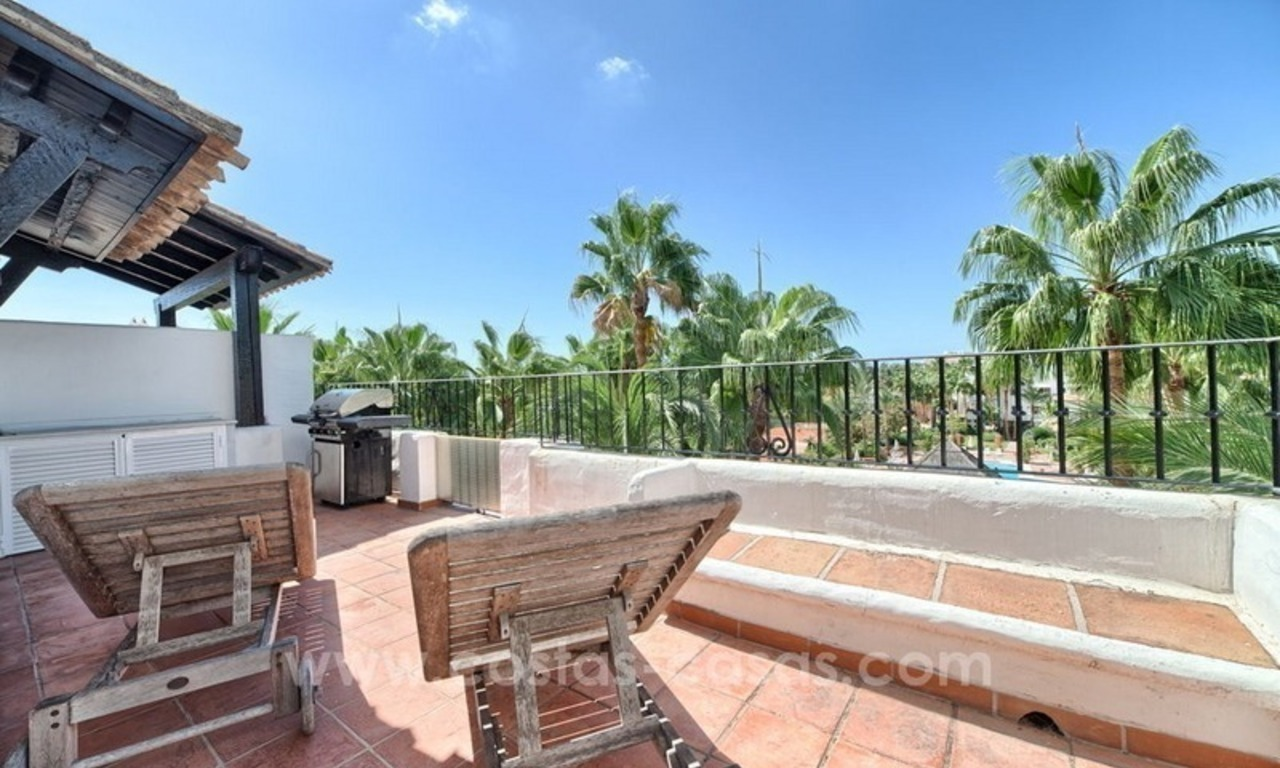 Penthouse apartment for sale in Puente Romano, Golden Mile, Marbella 2