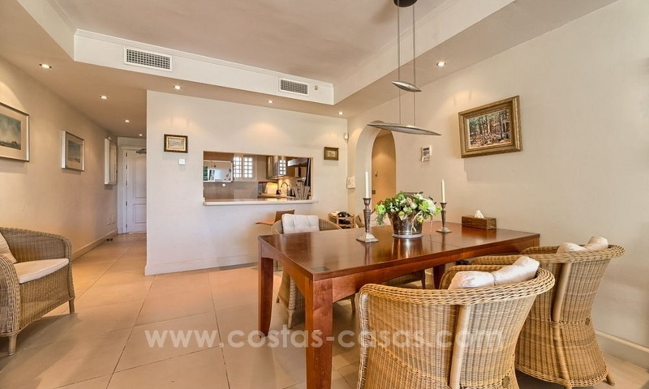 Penthouse apartment for sale in Puente Romano, Golden Mile, Marbella 6